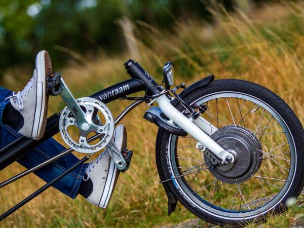 Triciclo modelo Easy Sport para adultos