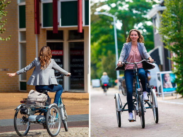 Triciclo Maxi para adultos