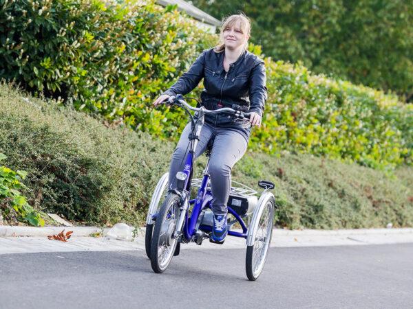 Midi triciclo para niños