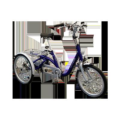 Midi bicicleta para niños