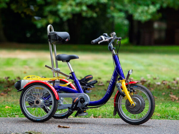 Mini triciclo para niños