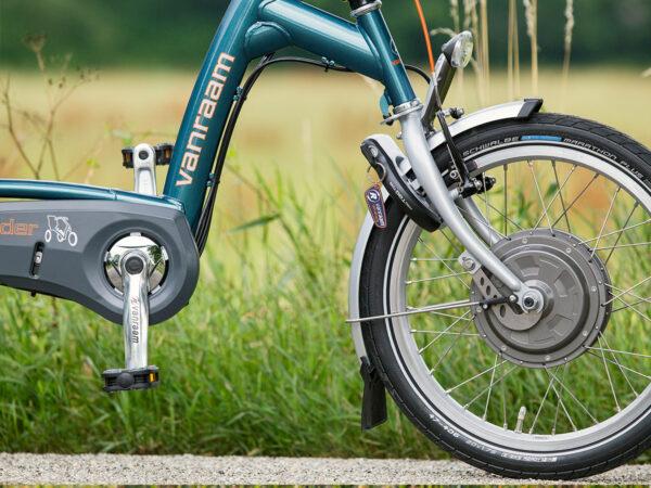 Triciclo modelo Easy Rider para adultos